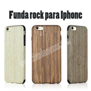 CARCASA-iphone-6s-6-4-7-wood-pattern-Silica-gel-case-luxury-cover-Rock-tpu-back