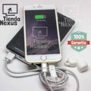 cable magnetico usb imantado para iphone
