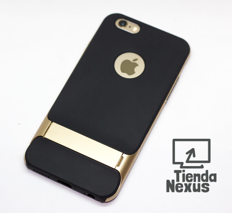 Case funda rock para iphone 6 6s elegante y de materiales - Fundas nordicas elegantes ...