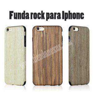 CARCASA-iphone-6s-6-4-7-wood-pattern-Silica-gel-case-luxury-cover-Rock-tpu-back