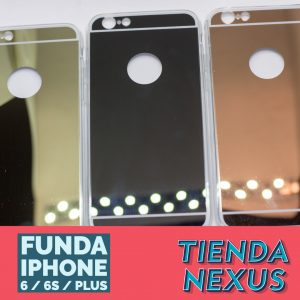funda tipo espejo iphone